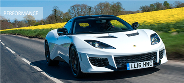 Lotus Evora 400 Performance